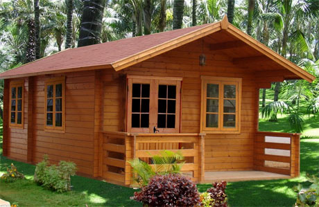 With Expertise Developed Over A Period Of Time Kwooden Homes Delivers The  Most Modern Yet Most Cost Effective Wooded ...