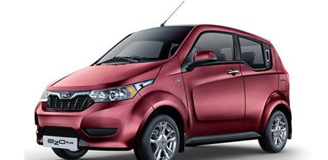 Live Chennai Mahindra E2o Plus Launched In India Mahindra