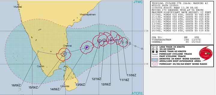 Live Chennai: Cyclone Gaja alert in Tamil Nadu (Tamilnadu ... on india map direction, street map direction, boston map direction,