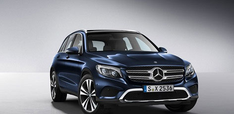 Live chennai mercedes benz unveils its new suv glc class for Mercedes benz suv models list