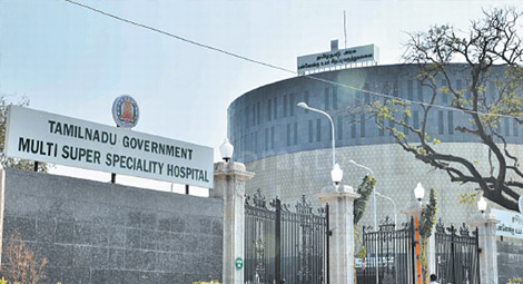 Live Chennai Government Hospitals In Chennai Depending On