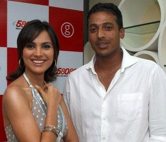 Lara dutta dating mahesh bhupathi shvetha