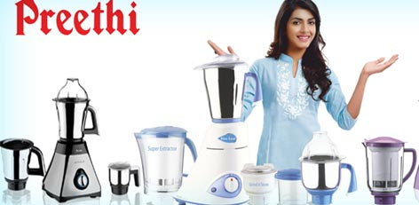 Live Chennai: Preethi Offers Free Servicing for Kitchen Appliances ...