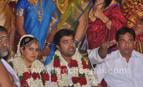 Actor Shiva Wedding Photo Stills