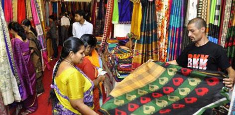 Live chennai chennai events silk india sale amp exhibition from jan 23