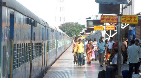 Image result for passengers train trichy