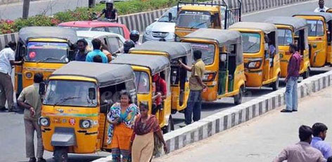 ... from the Madras High Court to the Home (Transport) Department to fix a revised fare for auto-rickshaws in Coimbatore district as per the Motor Vehicles ...