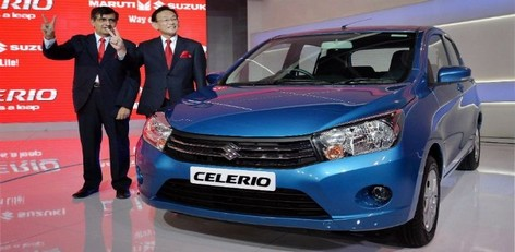 Live Chennai Maruti Launched Celerio Model Price Starting From Rs