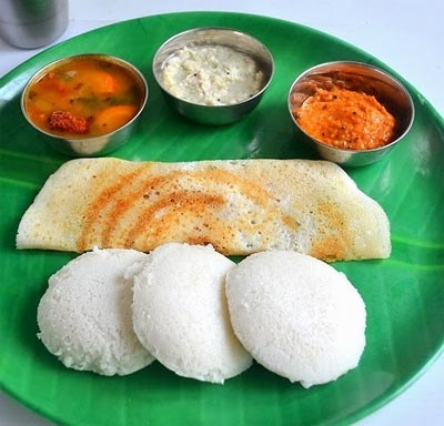 Benefits Of South Indian Food