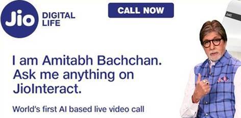 Live Chennai: What is Jio Interact?,Jio Interact,Reliance Jio,VCBAAS