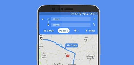 Live Chennai: Google Maps launches motorcycle mode in India