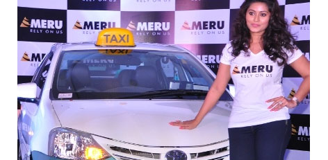 meru cabs+business plan