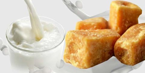 Live Chennai: Magical benefits of milk plus jaggery,benefits