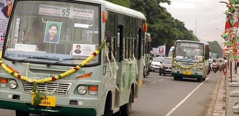 Live Chennai Chennai Mini Bus Routeschennai Mini Bus Routeschief Minister J Jayalalithaa