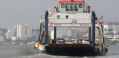 Live Chennai: Freight vessel services of Chennai-Colombo