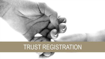 Image result for trust registration