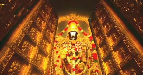 cb67e18fbe4 The level of crowds of devotees visiting Tirupathi temple to have the  Darshan of the favourite Lord Venkateswara has reached such unmanageable  proportions ...