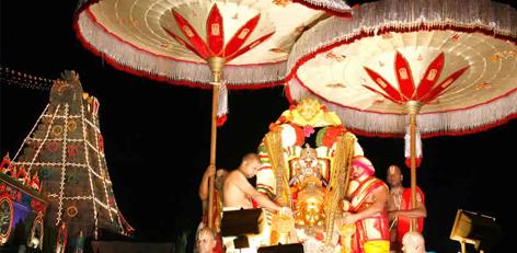 c28fd53d9c5 History of Tirupathi Temple Brahmotsavam .