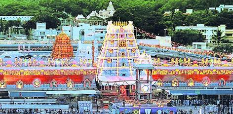 Live Chennai: Tirumala Tirupati News, Tirumala Tirupati Devasthanam