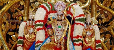 b95e53309f2 Navaratri Brahmotsavams starts on a full swing at Tirumala Tirupati .