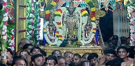 Live Chennai: Vaikunta Ekadasi festival on tomorrow ...