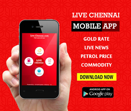 Live Chennai: Livechennai App now available in google play