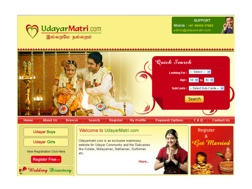 matrimonial website Way to nikah a trusted muslim matrimonial site way to nikah is an indian matrimonial website that diligently works on bringing people together, who.